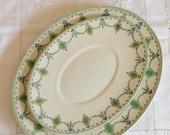 Large Antique Plates, Gre...