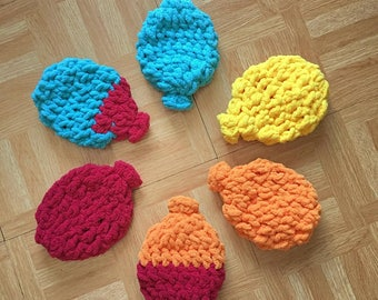 Crochet Pattern Water Balloon : Water balloon Etsy