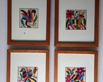 Otomi framed
