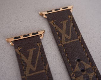Apple watch band, LV watch strap, Apple watch straps, Lv Apple watch band, Lv monogram strap, louis vuitton apple watch band, applewatch2