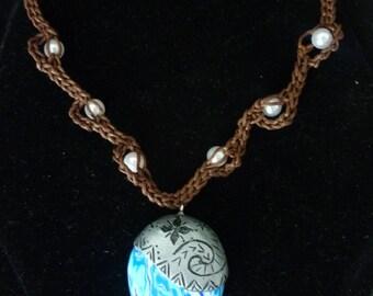Unique exclusive necklace Moana