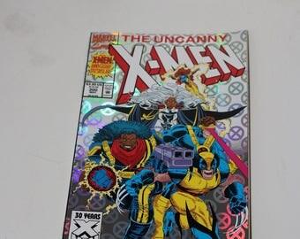 Uncanny X-Men 300 Comic Book Vintage 1993 XMEN Wolverine