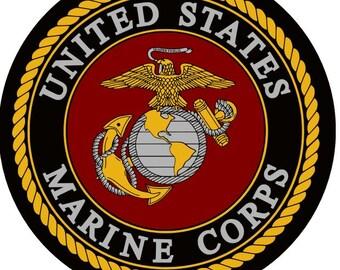 USMC Logo SVG