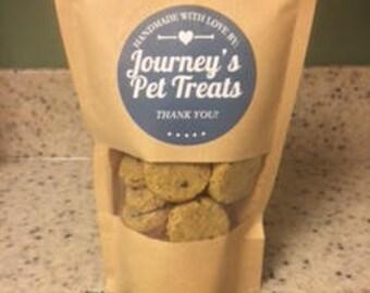 Sweet Potato Kale Dog Treats