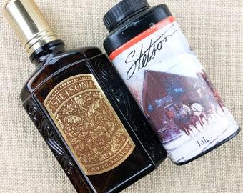 Vintage Stetson Cologne for Men 4.4 FL OZ. Vintage 80s Fragrance