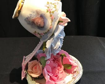 Queen Mother Remembrance Floating Cup