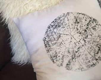 Wood Print Pillowcase