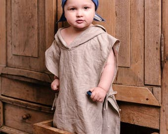Linen baby hooded towel most popular as cool baby gifts