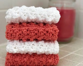 Cotton spa facial cloths