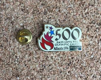 1996 Olympic Pin