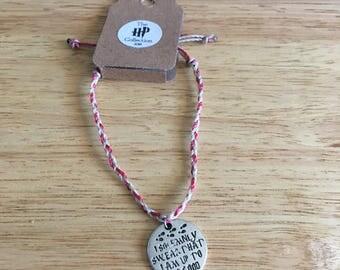 Marauder's Map - HP Inspired Bracelet
