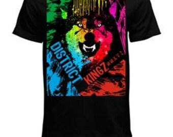 DK Wolf Pack T Multi-Color