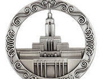 Draper Utah LDS Temple Ornament - LDS Gifts