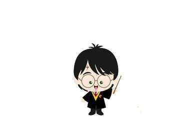 Harry Potter SVG Download SET