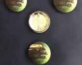 Alien badge