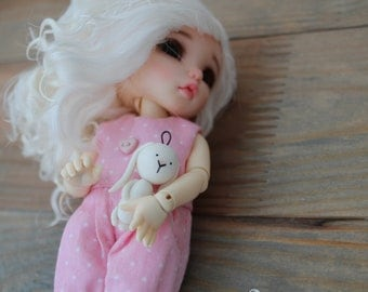 Doll wig pukifee bjd sold out\for order