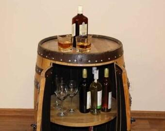 Barrel Mini bar