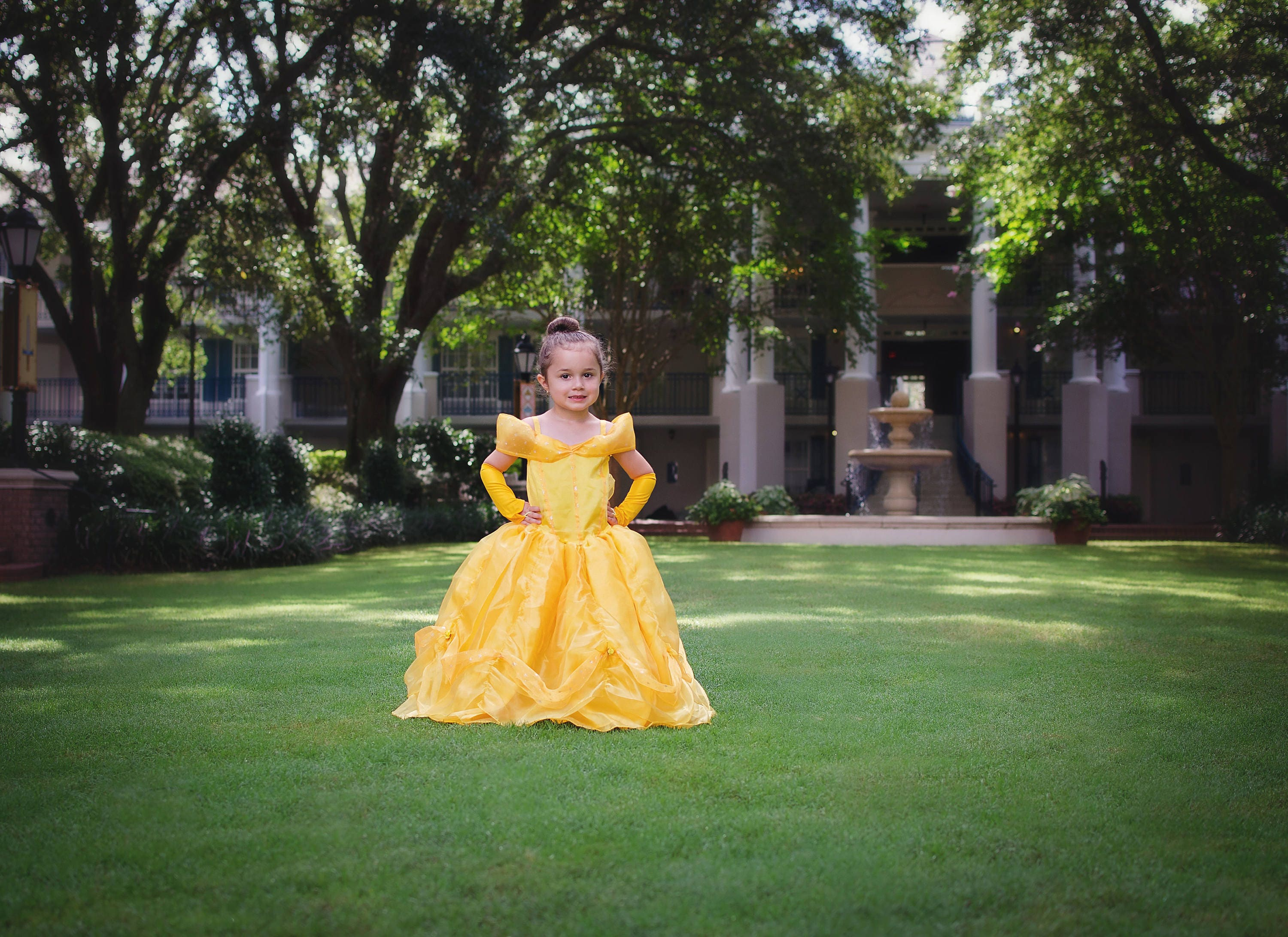 Elsa dress disney princess inspired frozen elsa costume belle dress disney princess dress beauty and the beast inspired costume yellow dress ombrellifo Gallery