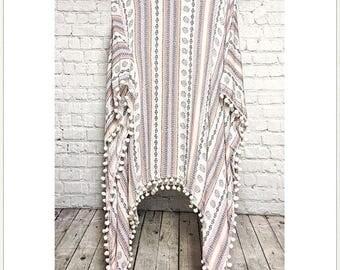 Womens Handmade Kaftan Dress