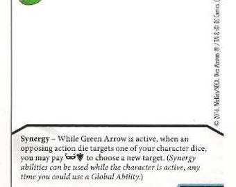 Green Arrow- Nationals Prize