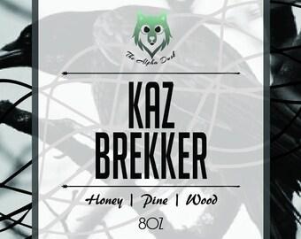 Kaz Brekker (8oz Candle)