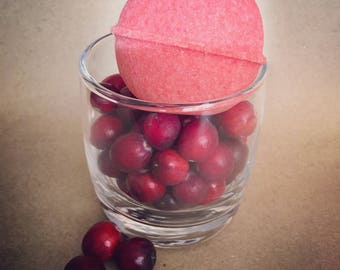Frosted Cranberry Bomb