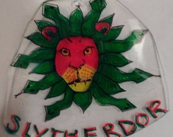 Slytherdor House Necklace