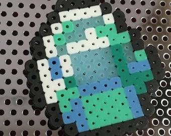 Perler Diamond - Pixel Art - Perler Bead Art - Perler Beads - Fuse Beads - Diamond