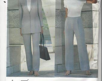 ANNE KLEIN VOGUE American Designer Pattern #2389