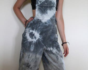 Tie Dye Dungarees