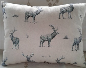 Sparkly Stag Cushion