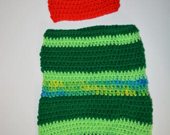 The Very Hungry Caterpillar Cocoon Set. Photo Prop/Halloween Costume