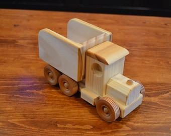 Old Timer Dump Truck