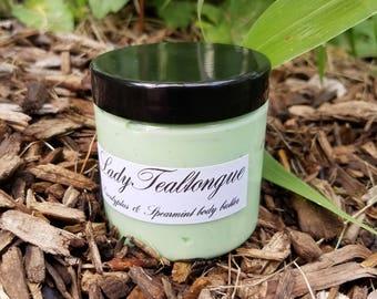 Eucalyptus & Spearmint (4 oz body butter)