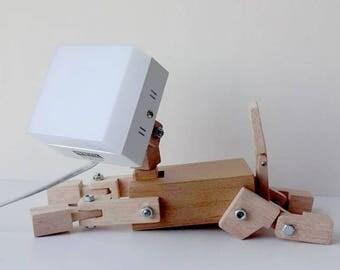 BULLGOG LED LAMP