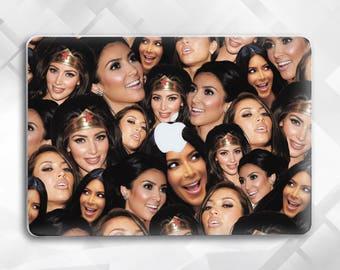 Macbook Kim Kardashian MacBook Pro 13 Case MacBook Touch bar Macbook Air 13  Case Geek Macbook Case MacBook 13 Christmas Gift