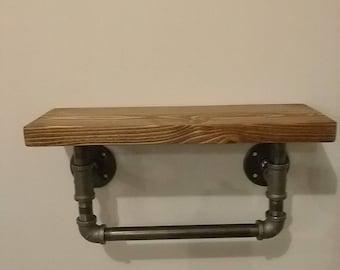 "Pipe Shelf, 16"""