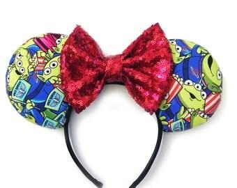 Toy Story Alien Mickey Ears