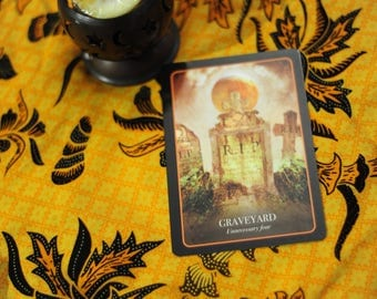Halloween Oracle One Card Tarot Reading