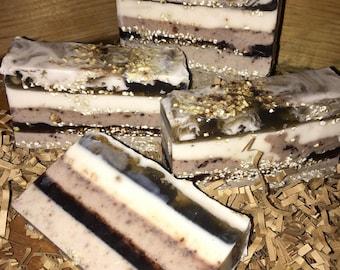 Cocoa Marble Swirl