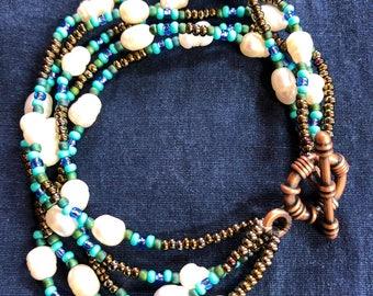 Ocean's Treasure Bracelet