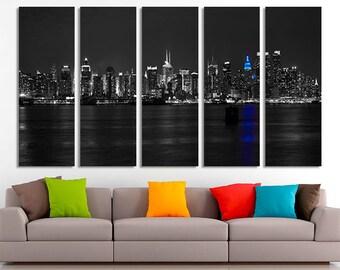 New York Art, New York Canvas, New York City, Canvas, New York poster, New York print, New York photo, New York home decor, New York decor