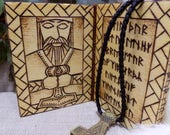 Custom Norse God Portable Altar