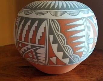 Mary Small Jemez Pueblo Pottery