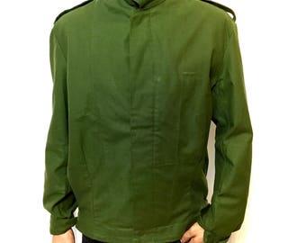 Vintage Army Green Jacket
