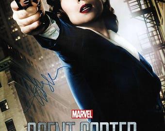 Set of 2 fridge magnets 7.5 cm x 4.5 cm  Agent Carter