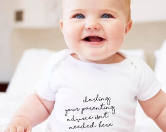 funny baby body shirt, sarcastic bodysuit, funny romper