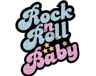 Rock n' Roll Baby  !!Digital Download!!