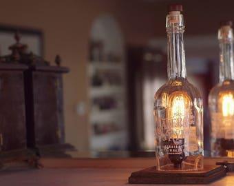 Sazerac & Rye Bottle Accent Lamp