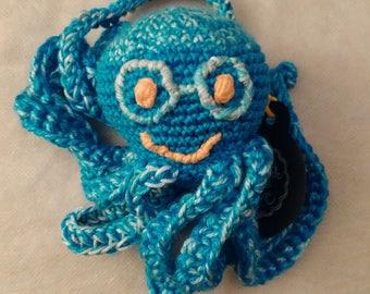 Octopus plush ~ Jael